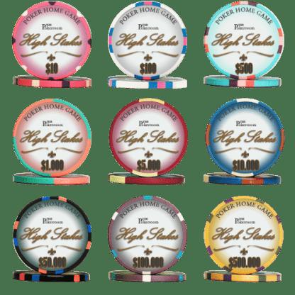 custom chips untuk bandar judi poker terpercaya